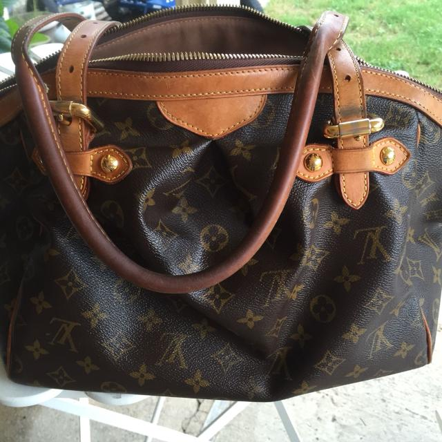 Used Louis Vuitton Bags >> Louis Vuitton Tivoli Gm Used But In Good Condition 3 Years Old