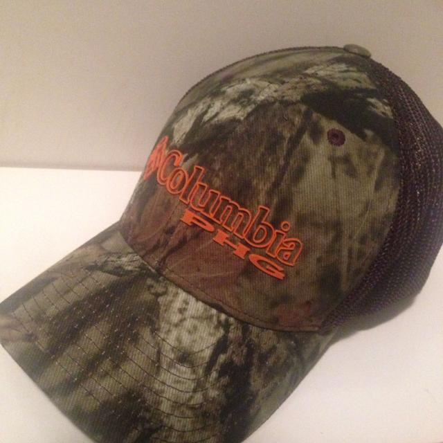 Find more Columbia Phg Camo Hunting Cap for sale at up to 90% off 89530373f01