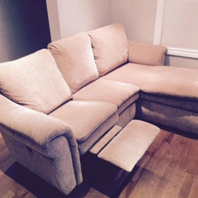 Best Lazyboy Devon Sectional for sale in Brockton Village, Ontario ...