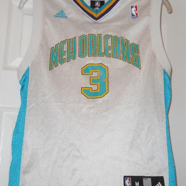 ecf5b1189 Find more Vintage Adidas Chris Paul New Orleans Hornets Nba ...