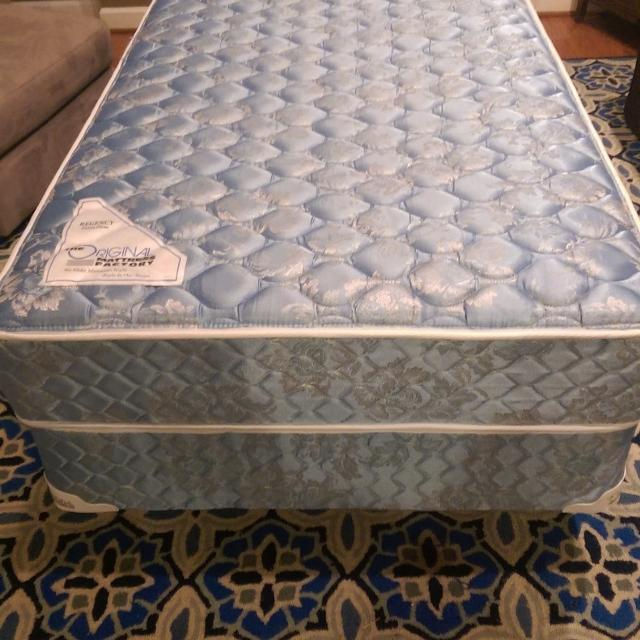 Find more Twin Size Mattress, Box Spring, And Bed Frame for sale at ...