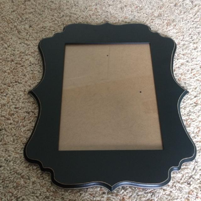 Best 8x10 Black Picture Frame New From Hobby Lobby For Sale