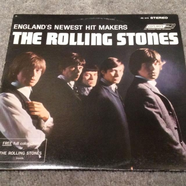ROLLING STONES – England's Newest Hit Makers - 1964 [Vinyl LP Record] $35