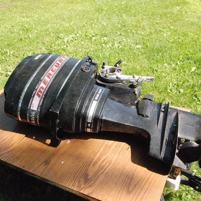 mercury 500 outboard motor for parts