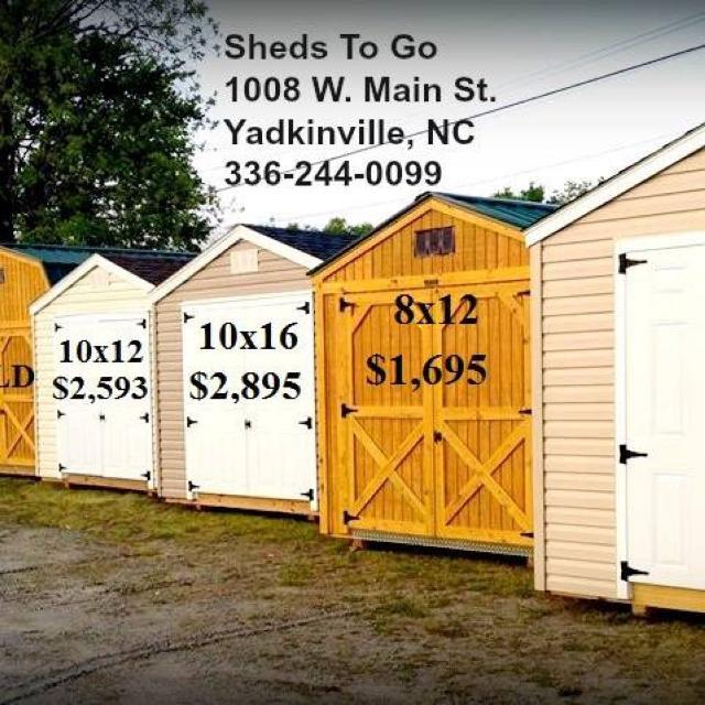 Amish Built Storage Buildings