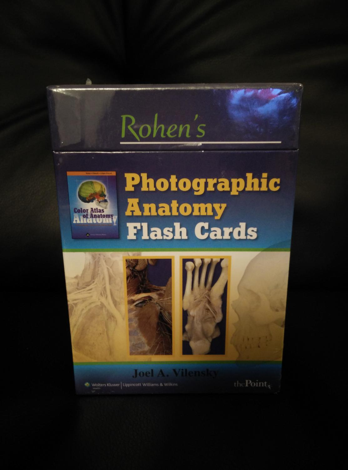 Best Rohens Photographic Anatomy Flash Cards for sale in Yorkville ...