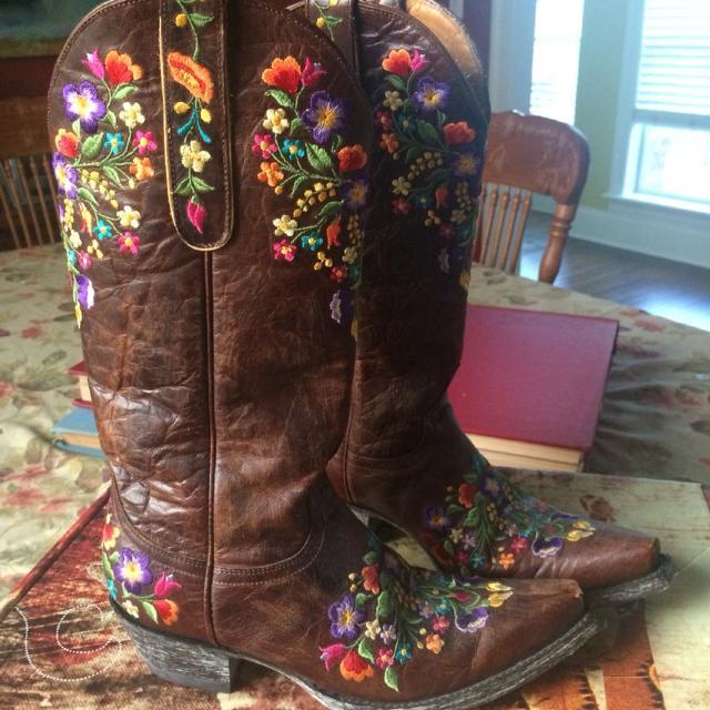 e5bc18a44a6 Women's Old Gringo Sora Boots