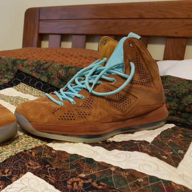 ab6eac6f2ce7 Best Lebron 10 Hazelnut Ext  price Drop  for sale in Brazoria County ...
