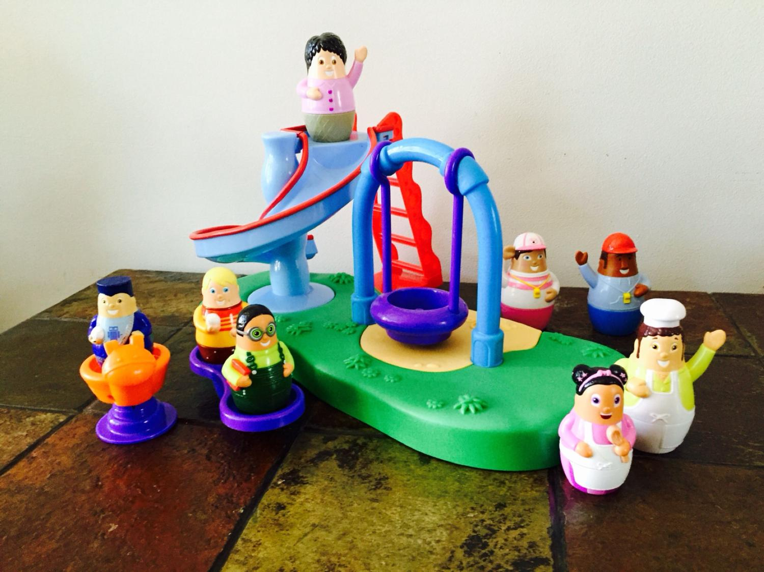 Illa Trol: Find More Higglytown Playground With Extra Higglytown