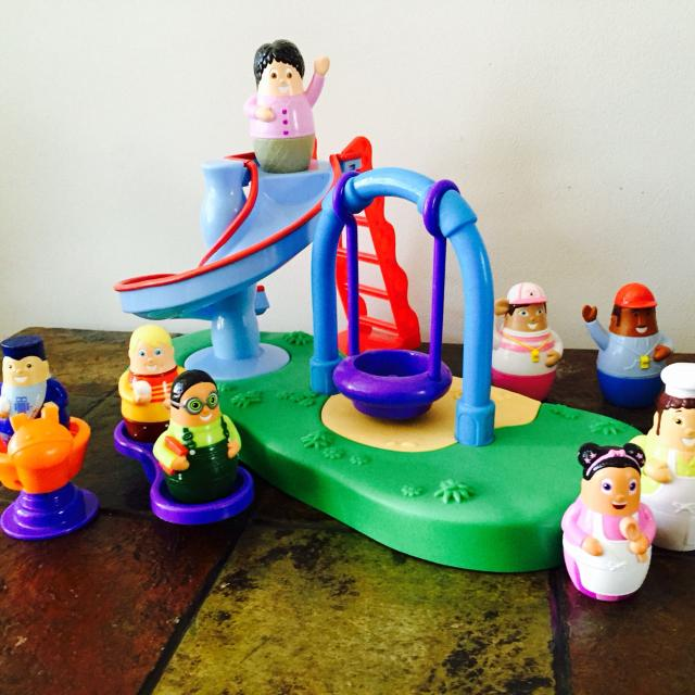 find more higglytown playground with extra higglytown heroes