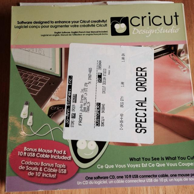 Find More Cricut Design Studio Software For Sale At Up To 90 Off