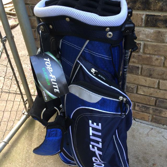 Top Flite R Golf Stand Bag
