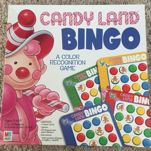 Find More Candy Land Bingo Game For Sale At Up To 90 Off