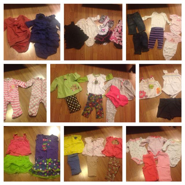 Best 3 6month Girl Clothing 15 For Sale In Minot North Dakota 2019