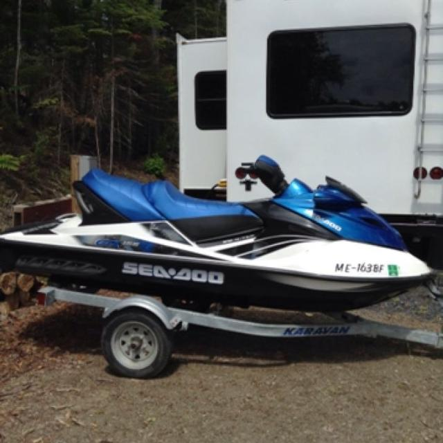 Best 2009 11 Foot Seadoo Gtx 155 W/ Cover & Trailer $6500 for sale ...