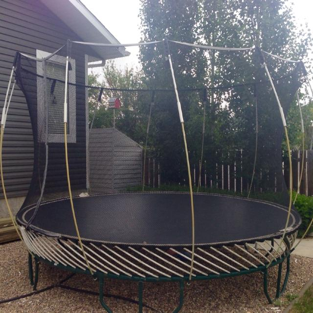 Trampoline Colorado Springs Sale: Find More 12 Ft Springfree Trampoline For Sale At Up To 90