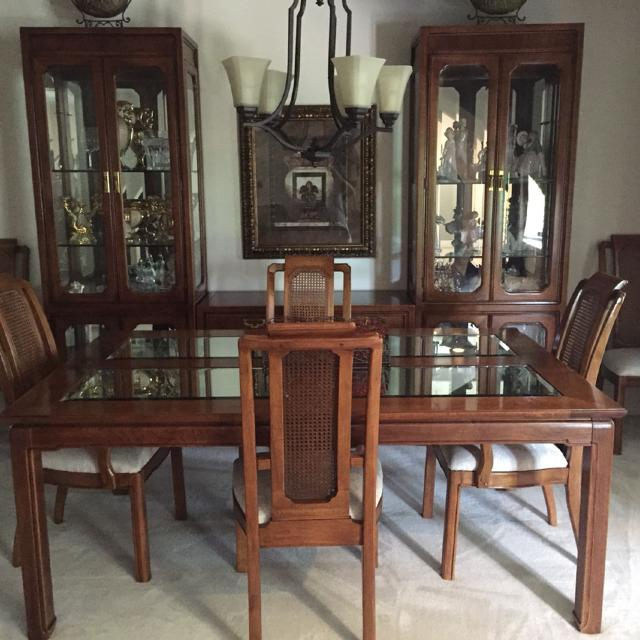 Thomasville 10 Piece Dining Room Set Separate Pieces Or Whole