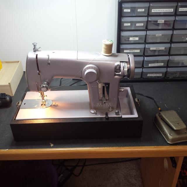 Best Vintage Sears Kenmore Sewing Machine Model 40 For Sale In Classy Kenmore Sewing Machine Vintage