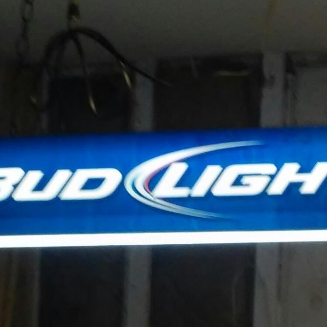 Bud Light Pool Table