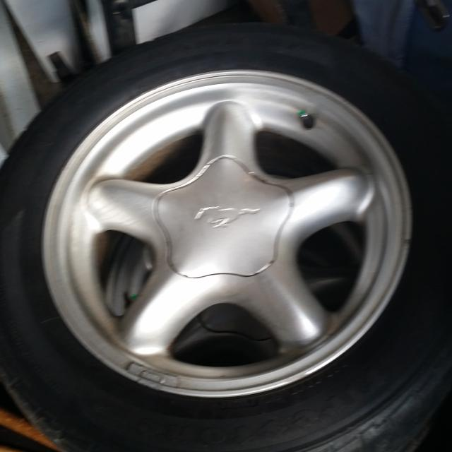 Mustang Wheels For Sale >> Stock 95 Mustang Gt Wheels
