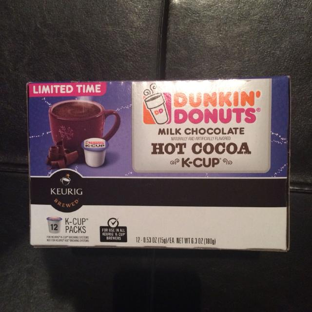 cb2a56fbb82 Find more Dunkin Donuts Hot Chocolate K Cups for sale at up to 90% off