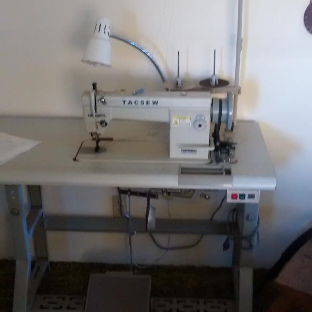 Best Tacsew Industrial Sewing Machine For Sale In Redmond Oregon New Industrial Sewing Machine