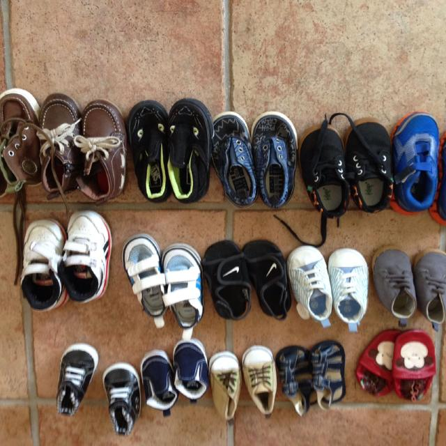 Find More Kids Shoes Different Sizes Baby Gap Keep Converse Hm