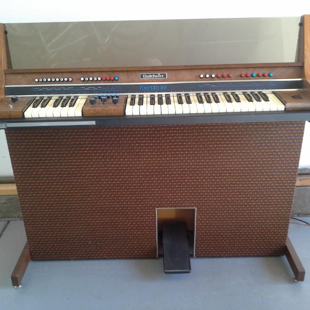 Best Baldwin Fun Machine Organ For Sale In Highlands Ranch