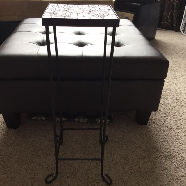 Find More Mexican Style Wrought Iron Plant Stand See Comments For