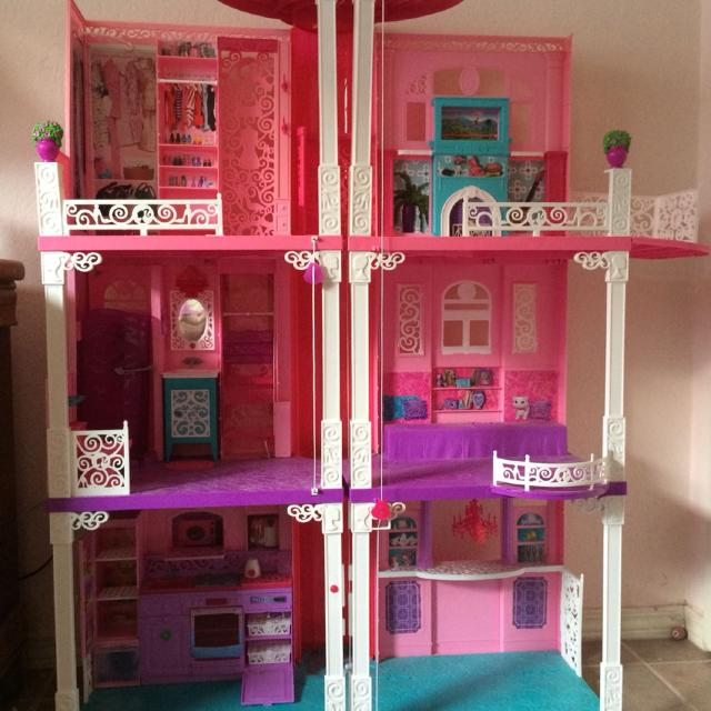 Find more barbie malibu dream house with elevator for sale for House elevator for sale