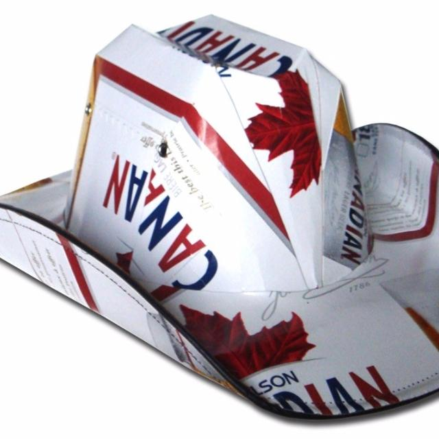 1ec9049c Best Molson Canadian Cowboy Hat for sale in Markham, Ontario for 2019