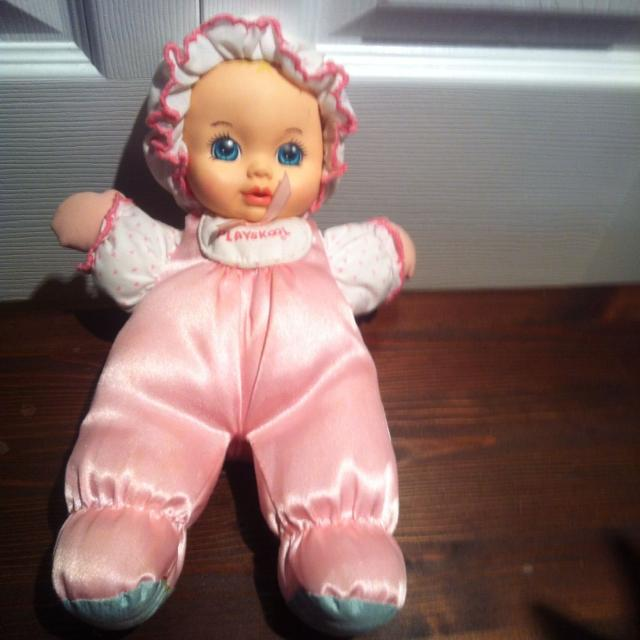 Find More My Very Soft Baby From Playskool Hasbro Circa