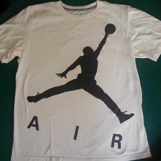 57f6bdf7adf551 Best Air Jordan T-shirt Gently Worn Great Condition Lots Of Life Left No  Rips Or Stains. Size Large 10 for sale in Griffin