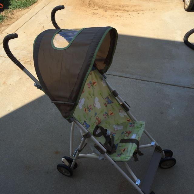 Find more New Never Used Winnie The Pooh Umbrella Stroller for ...