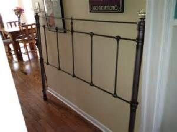 Find More Queen Claudia Headboard Only From Pottery Barn Fits Your Metal Bed Frame Excellent Like New Condition 50 Firm For At Up To 90 Off