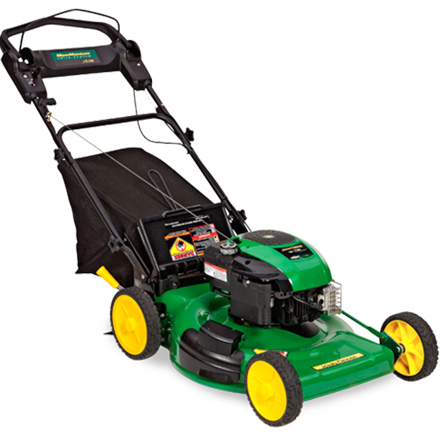 John Deere Lawn Mowers For Sale >> John Deere Js38 Self Propelled Rear Wheel Drive Mower
