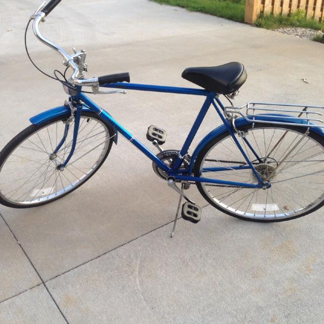 Best Vintage Sears Roebuck Free Spirit 10 Speed Road Bike For Sale