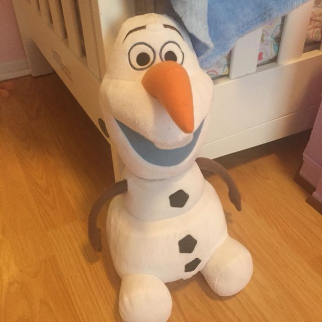 Find More Big Olaf Stuffed Animal For Sale At Up To 90 Off