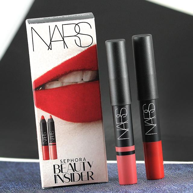 Best Sephora Nars Lipstick Set Of 2 Birthday Gift 2015 New In Box For Sale Aylmer Ontario 2019