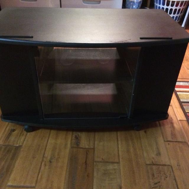 Find more black tv stand with glass door 35 cross posted more black tv stand with glass door 35 cross posted more pics in comments planetlyrics Images