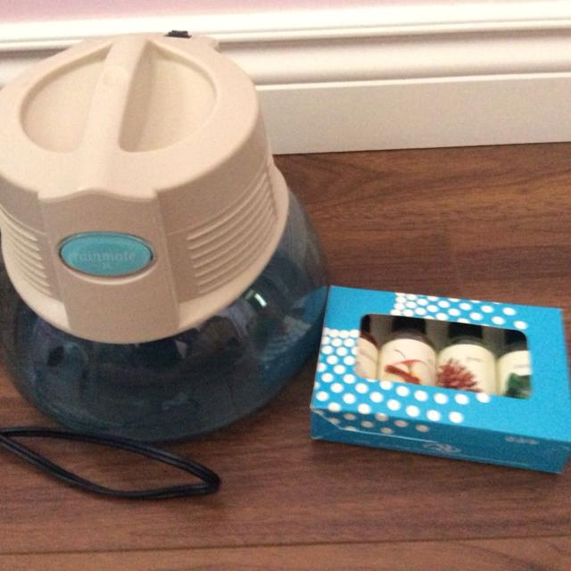 Find More Rainmate Il Air Purifier And Essential Oils For Sale At Up
