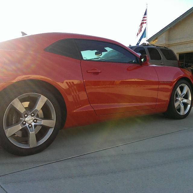 2010 Supercharged Camaro SS