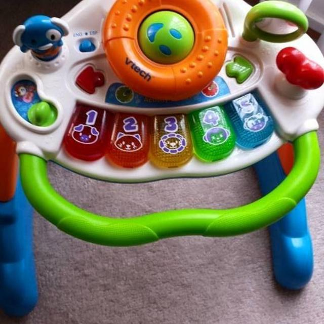 Best Vtech Activity Walker English And Spanish For Sale In