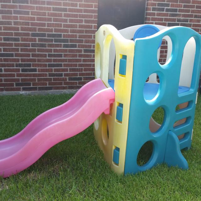 little tikes wave climber instructions