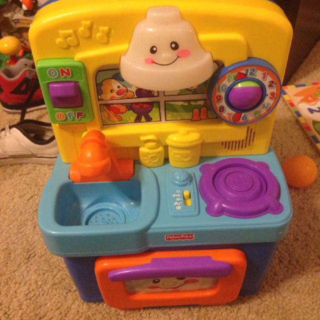 Fisher Price Kitchen Meets Cvs On Talley Or Kohls