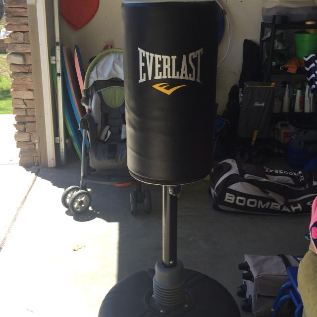 Best Everlast Stand Up Punching Bag For