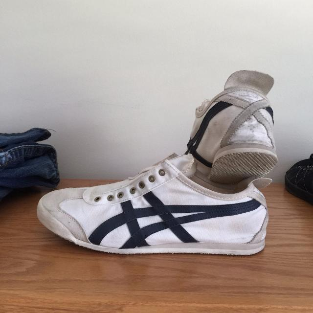 official photos 1fb33 3f947 Asics Onitsuka Tiger Men Mexico 66 Slip-On