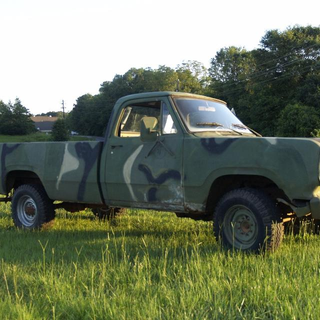 Find More Looking At All Trades! Dodge M880 4x4 Military
