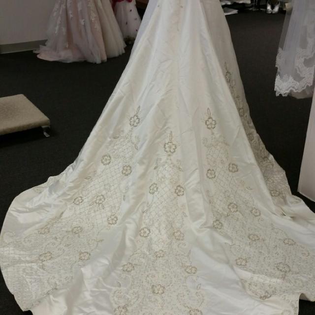 Best Ivory. Wedding Dress, Vintage Couture, Eva Haynal Forsyth ...
