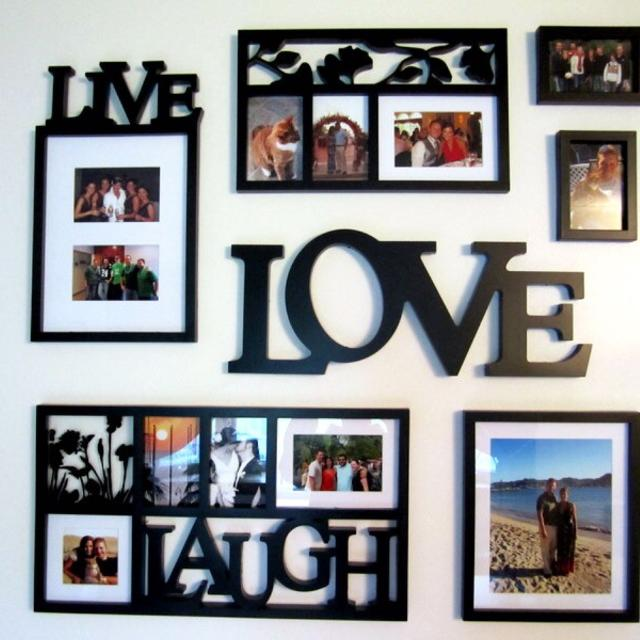 Find more Live Laugh Love Picture Frame Set for sale at up to 90% off